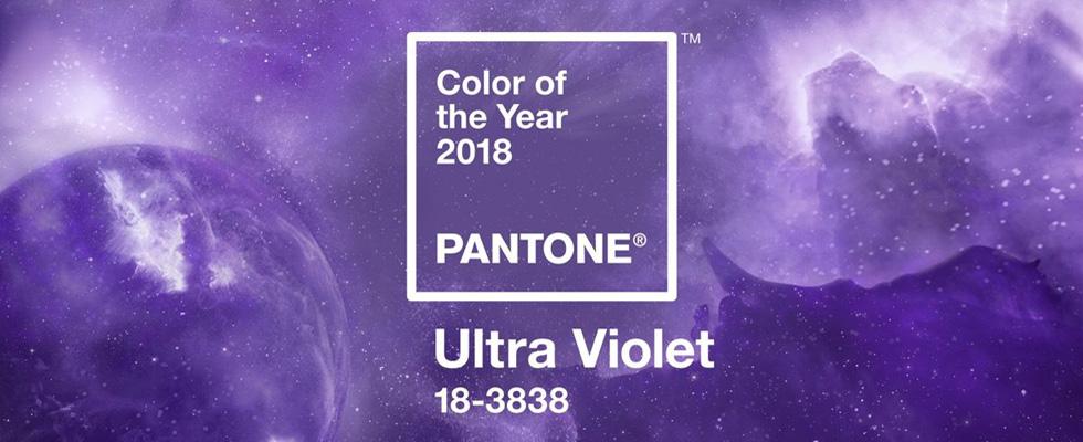 Nuovo colore Pantone 2018 Ultra Violet: proposte smalti