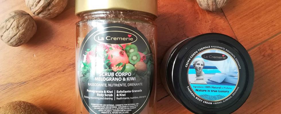 Prodotti pelle e cosmetici naturali,uno sguardo a La Cremerie