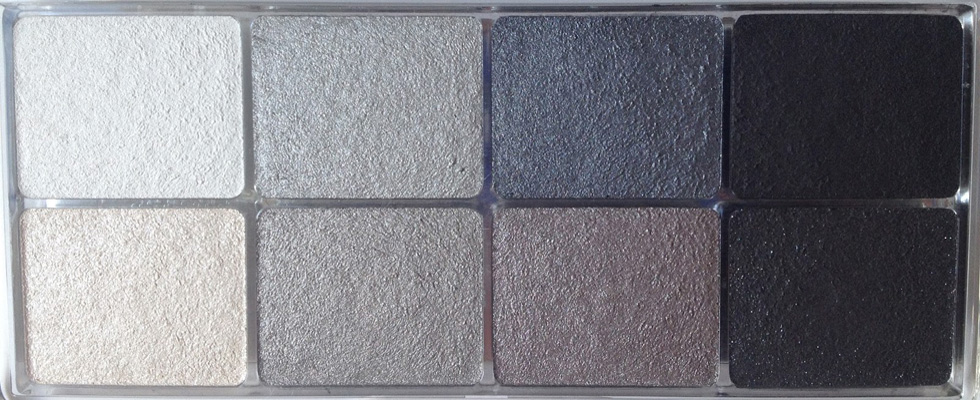 Palette Smokey Eyes All About Greys Essence