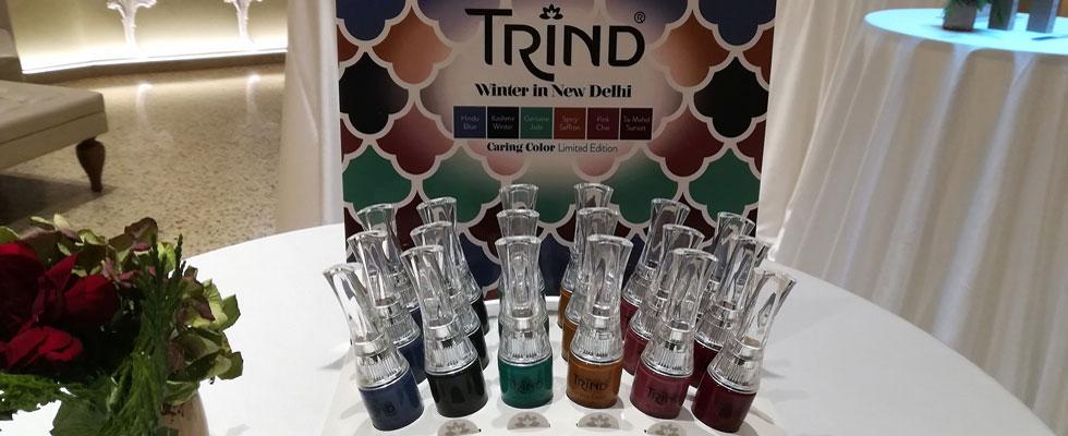 Scopri la collezione autunno/inverno 2017 Trind Cosmetics!