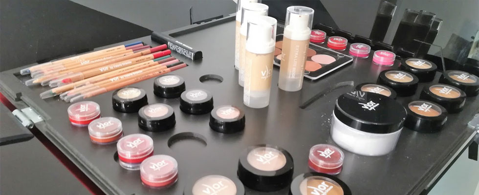 Vor Make Up, prodotti professionali da make-up